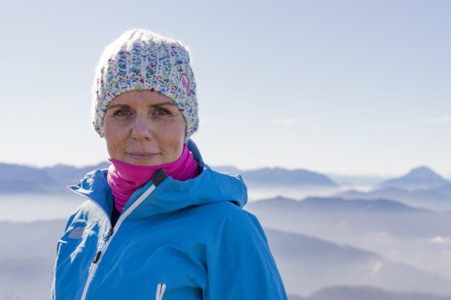 Petra Thaller: Die Bergauf-Frau