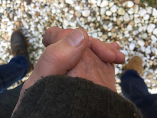 Unsere Hände